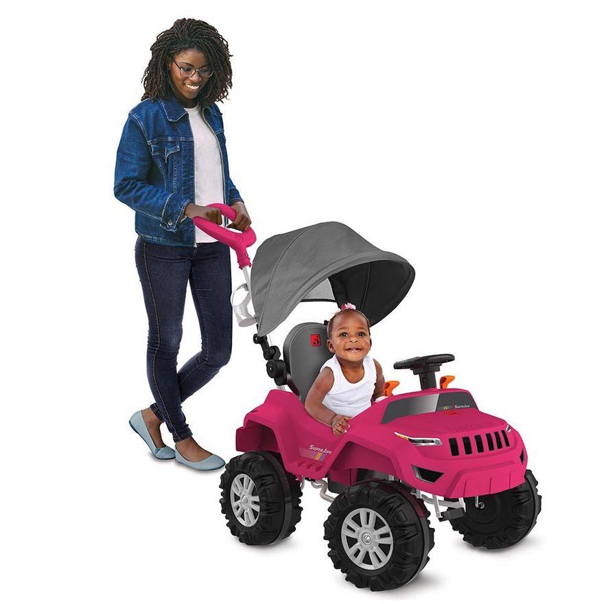 Passeio-e-Pedal---Superjipe-Reclinavel-com-Capota---Pink---Bandeirante-0