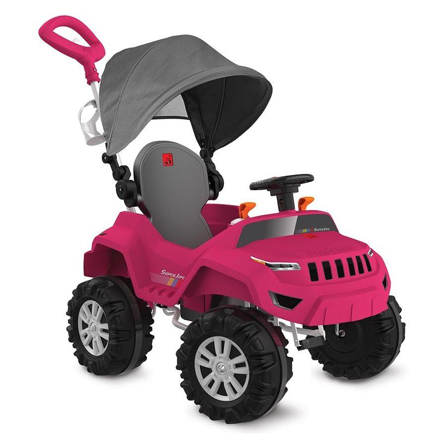 Passeio-e-Pedal---Superjipe-Reclinavel-com-Capota---Pink---Bandeirante-1