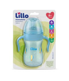 Mamadeira-com-Alca---240ml---Super-Evolution---Primeiros-Passos---Azul---Lillo-0