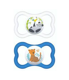 conjunto-com-2-chupetas-air-bico-de-silicone-skinsoft-6-meses-tigre-e-panda-mam-100397605_Frente