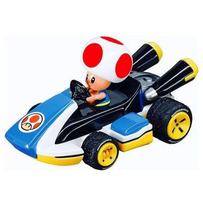 Mini Veículo - 1:43 - Mario Kart - Toad - Carrera