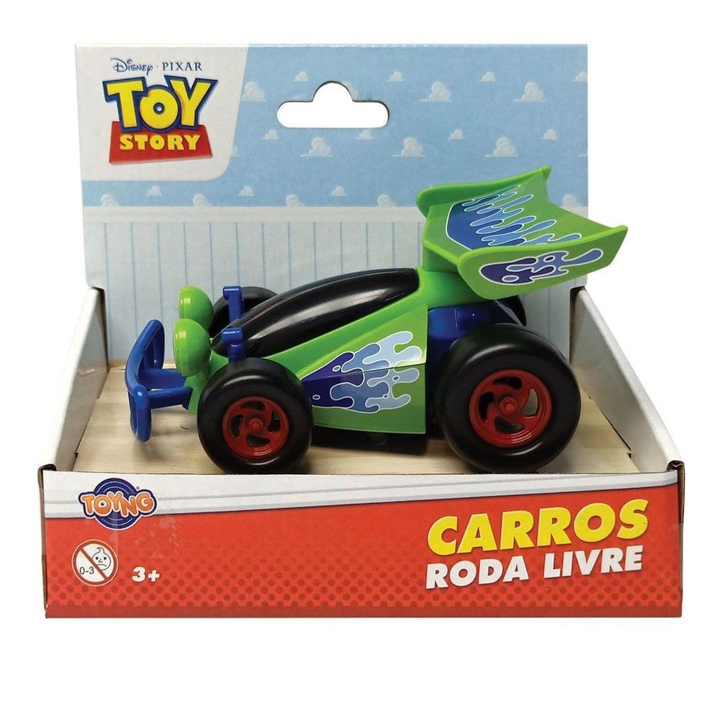 Carro Toy Story 4 - Cr Bubby - Roda Livre Disney Pixar Toyng