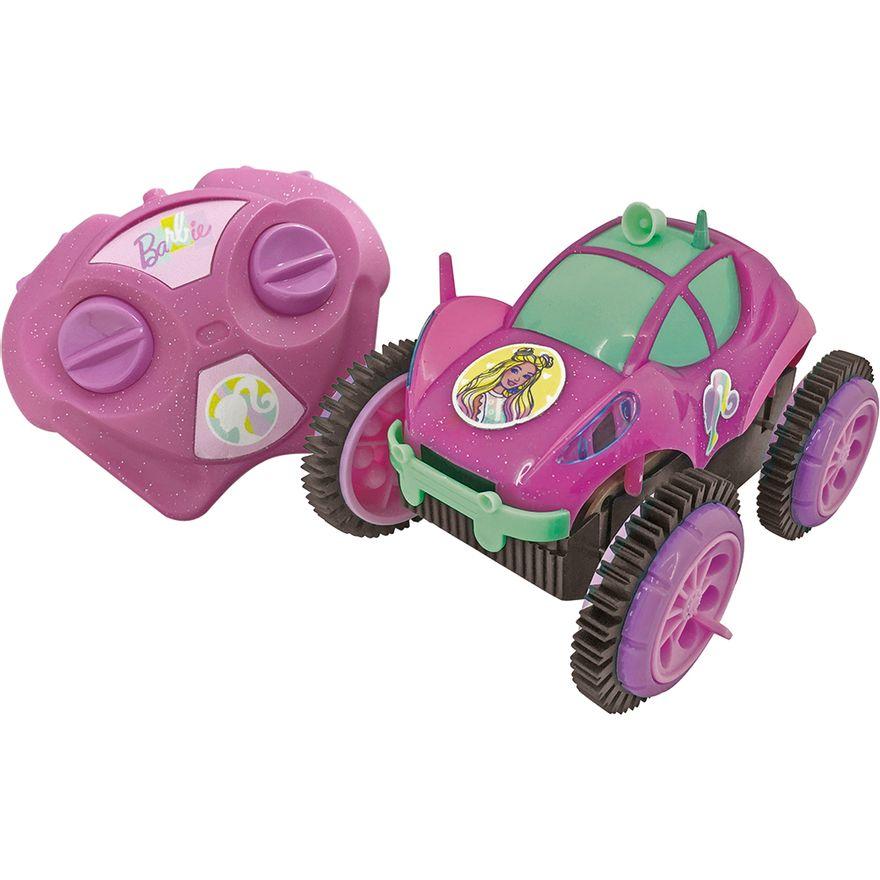 Veiculo-de-Controle-Remoto---Barbie---Glamour-Flip---Pink---Candide-0