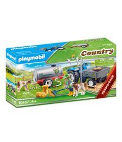 Playmobil---Fazenda---Trator-ComTanque-Para-Agua---Sunny-0