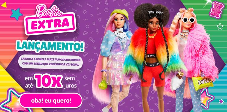 Lançamento - Barbie Extra