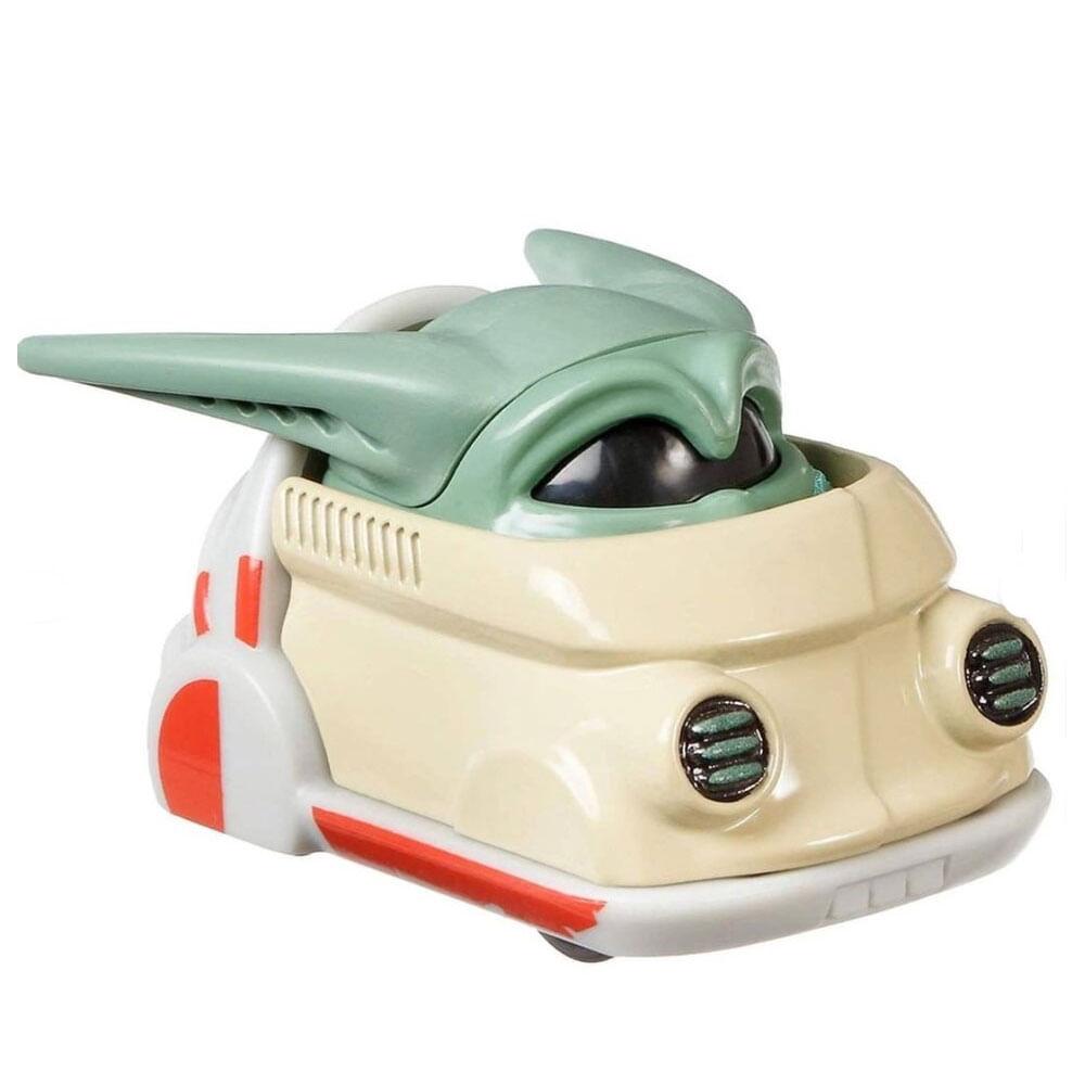 Veículo Hot Wheels - Escala 1:64 - Disney - Star Wars - The Mandalorian - The Child - Mattel
