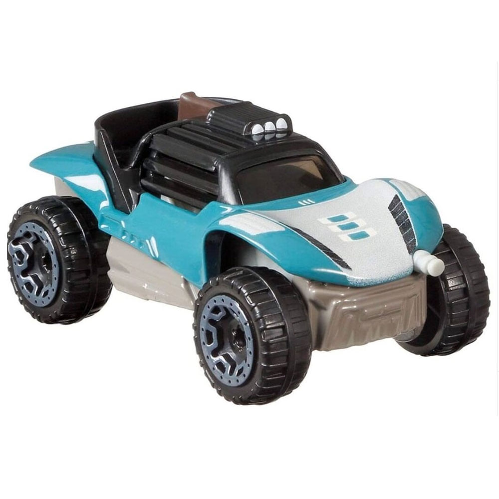 Veículo Hot Wheels - Escala 1:64 - Disney - Star Wars - Cara Dune - Mattel