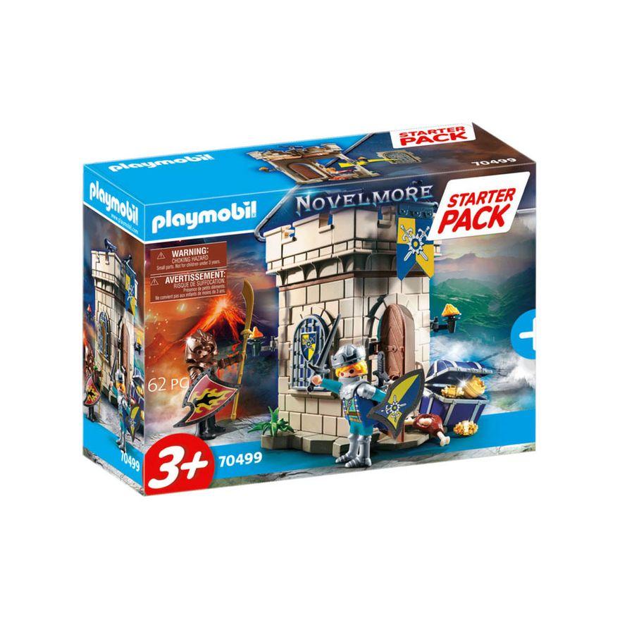 Playmobil---Starter-Pack---Fortaleza-Dos-Cavaleiros-De-Novelmore---Sunny-0