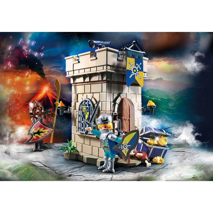 Playmobil---Starter-Pack---Fortaleza-Dos-Cavaleiros-De-Novelmore---Sunny-2