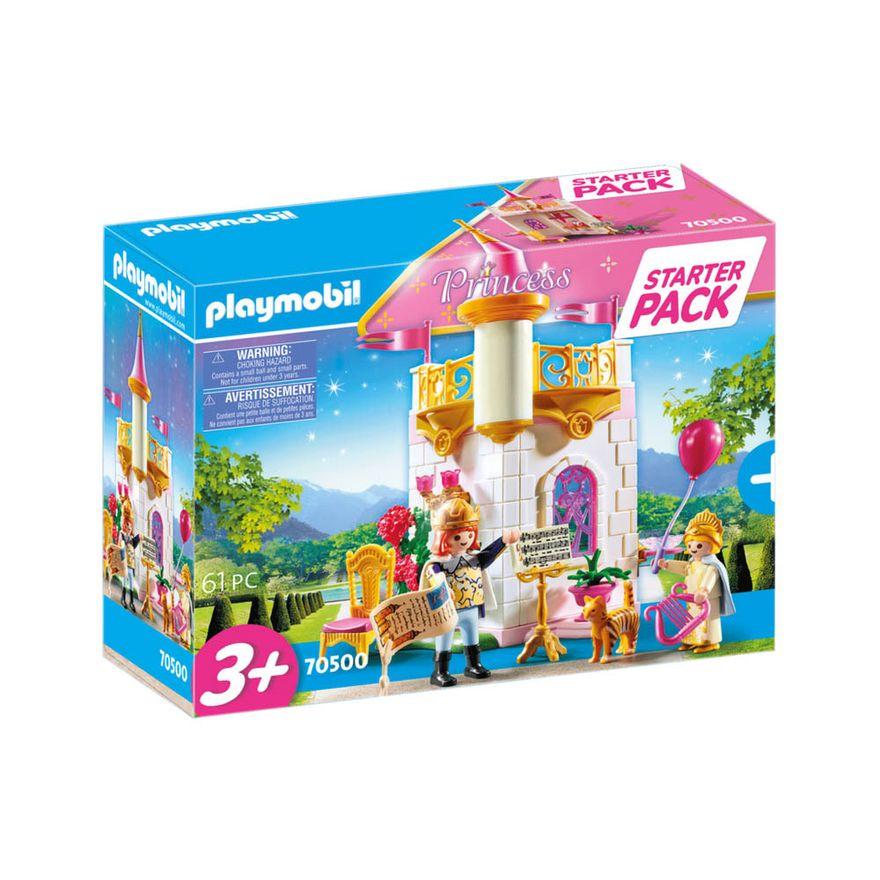 Playmobil---Starter-Pack-Castelo-Da-Princesa---Sunny-0
