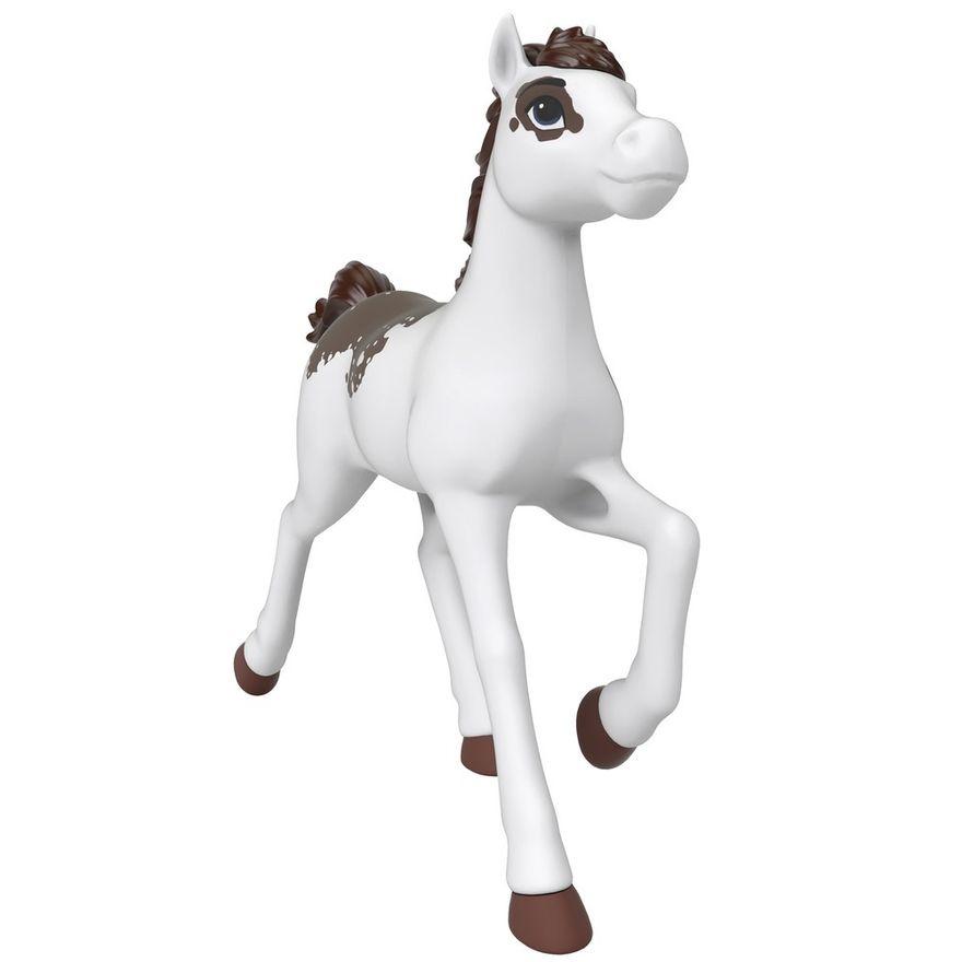 Boneco---Rebanho-de-Cavalos-Basicos---Branco---Spirit---Matel-1