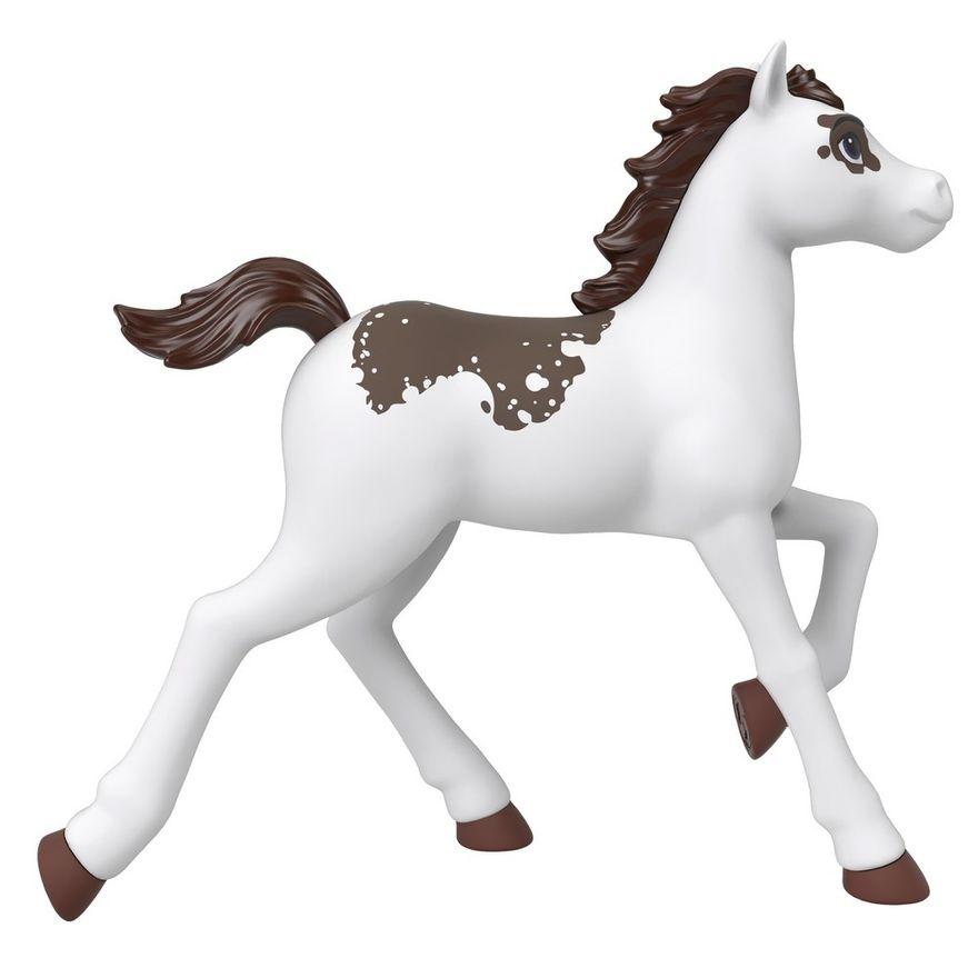Boneco---Rebanho-de-Cavalos-Basicos---Branco---Spirit---Matel-5