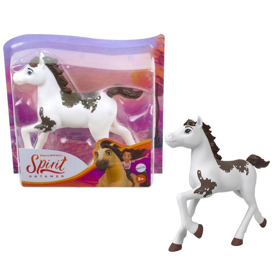 Boneco---Rebanho-de-Cavalos-Basicos---Branco---Spirit---Matel-6