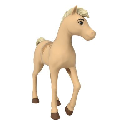 Boneco---Rebanho-de-Cavalos-Basicos---Bege---Spirit---Matel-0