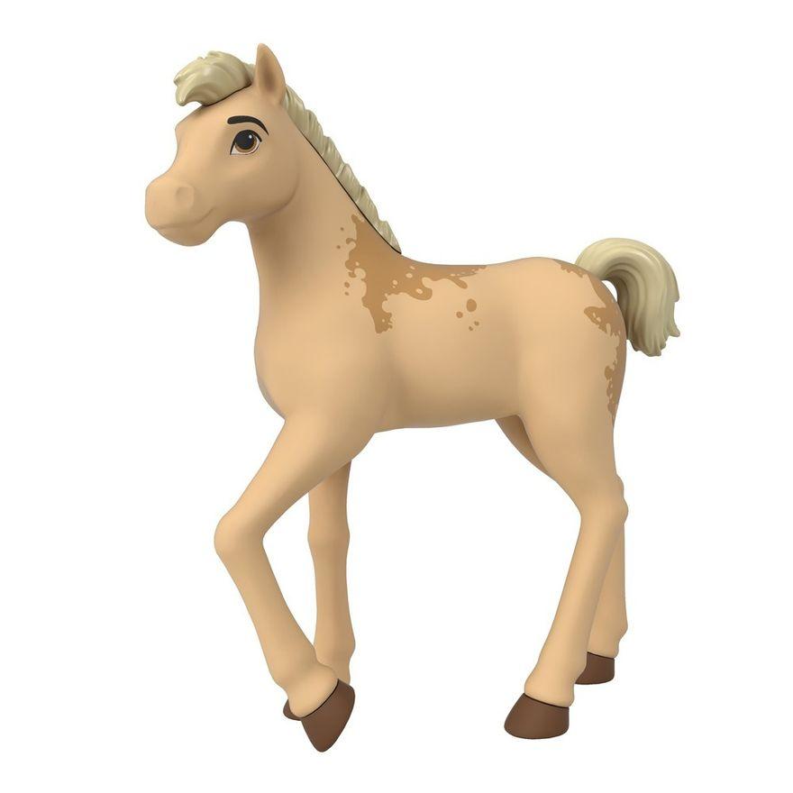 Boneco---Rebanho-de-Cavalos-Basicos---Bege---Spirit---Matel-1