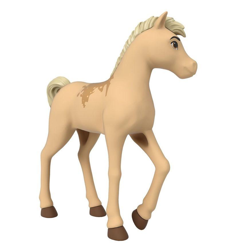 Boneco---Rebanho-de-Cavalos-Basicos---Bege---Spirit---Matel-3