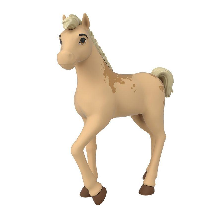 Boneco---Rebanho-de-Cavalos-Basicos---Bege---Spirit---Matel-4