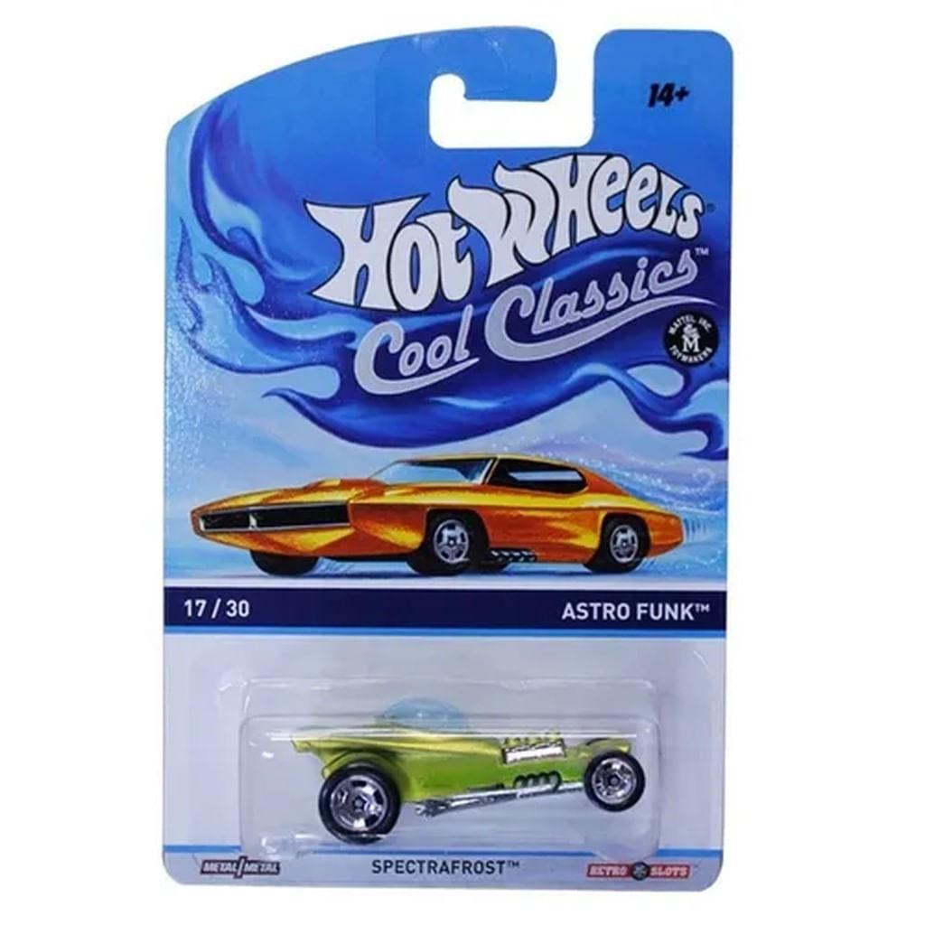 Hot Wheels Cool Classics 1:64 - Astro Funk