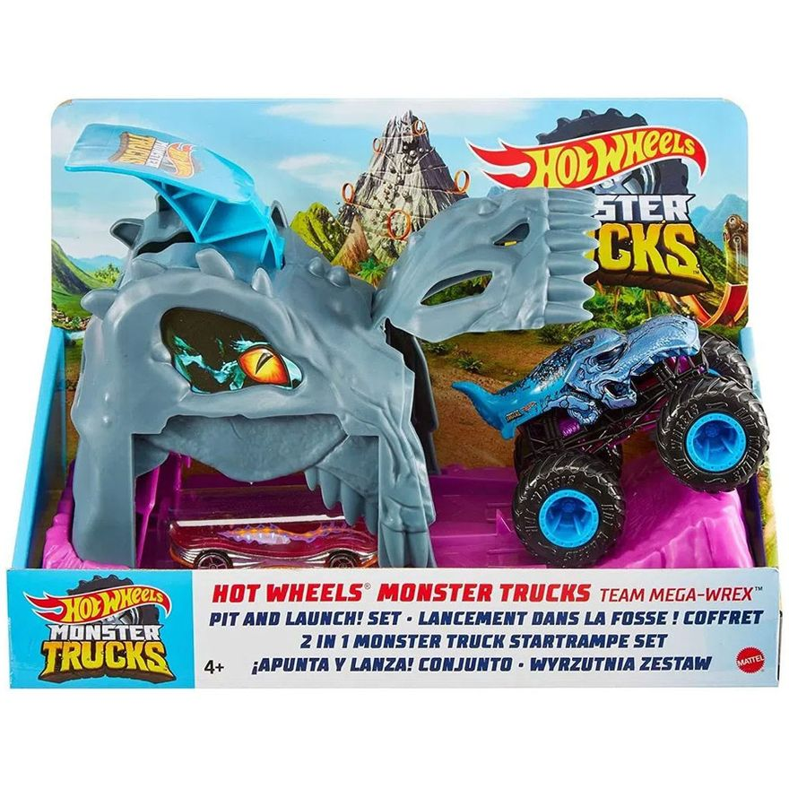 lancador-e-mini-veiculo-hot-wheels-monster-trucks-mega-wrex-mattel-100403212_Embalagem