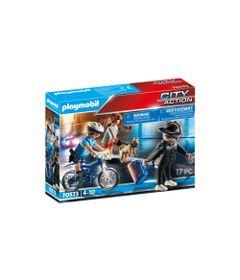 Mini-Figuras---Policial-com-Bicicleta-e-Fugitivo---Playmobil---Sunny--0