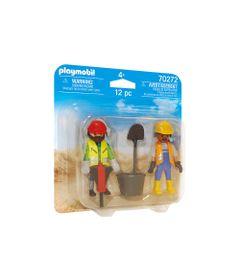 Mini-Figuras---Duopack---Trabalhadores-da-Construcao---Playmobil---Sunny-0
