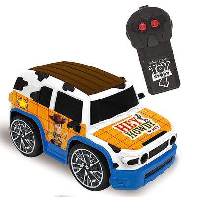 Oferta Carro de Controle Remoto - Disney - Pixar - Team Racer - Woody - Candide por R$ 67.99