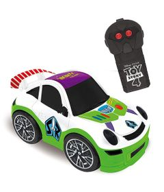 Carro-de-Controle-Remoto---Disney---Pixar---Team-Racer---Buzz---Candide