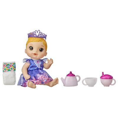 Baby-Alive-Bebe-Cha-de-Princesa-Loira---Hasbro-0