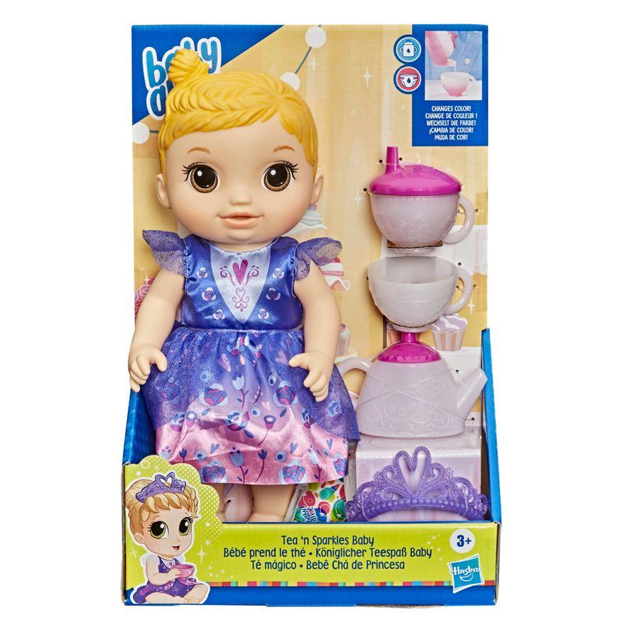 Baby-Alive-Bebe-Cha-de-Princesa-Loira---Hasbro-1