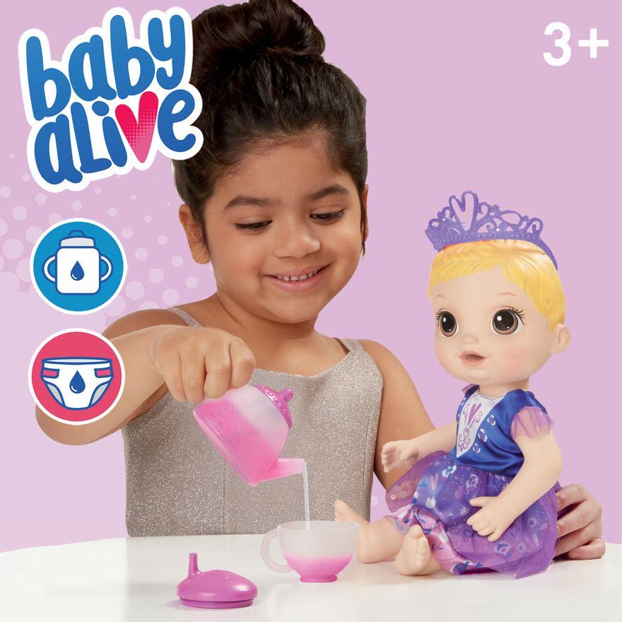 Baby-Alive-Bebe-Cha-de-Princesa-Loira---Hasbro-2