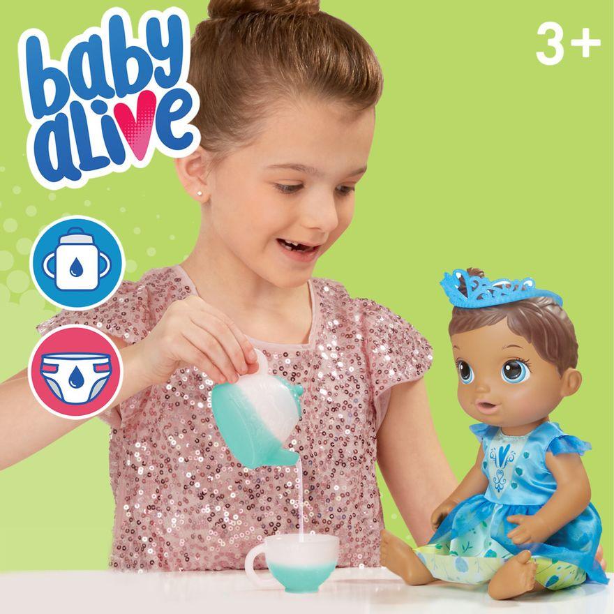 Baby-Alive-Bebe-Cha-de-Princesa-Morena---Hasbro-2