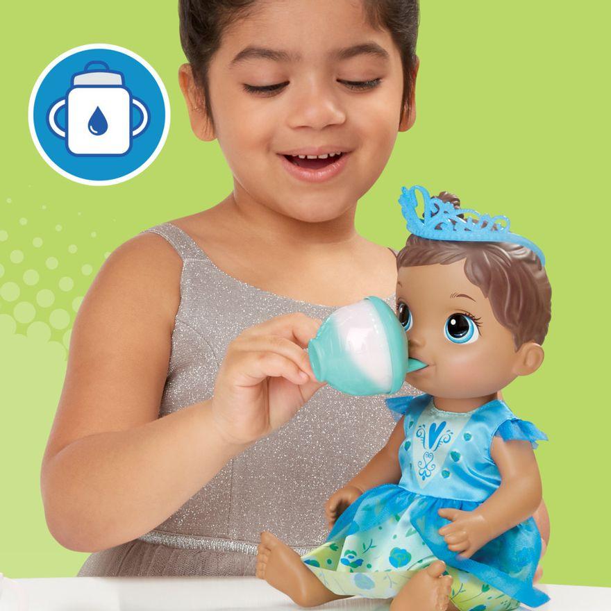 Baby-Alive-Bebe-Cha-de-Princesa-Morena---Hasbro-3