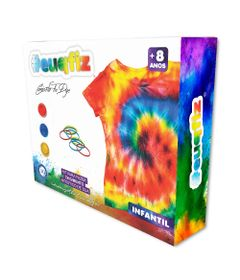 Conjunto-De-Artes---Kit-De-Pintura-Tie---Die-Com-Camiseta-Infantil---EuQFiz---Tam-P---I9-Brinquedos-0