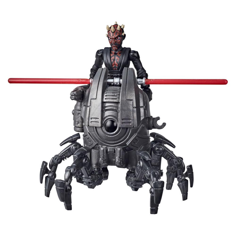 Veículo e Mini Figura Articulada - Disney - Star Wars - Mission Fleet - Darth Maul - Hasbro