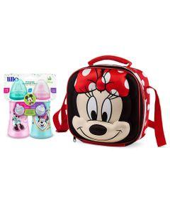 Kit-de-Bolsa-Termica-e-Copos-de-Treinamento---Disney---Colors---Minnie-Mouse---Lillo