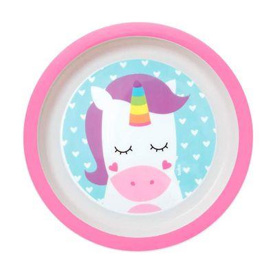 Pratinho-Raso---Animal-Fun---Unicornio---Buba_Frente