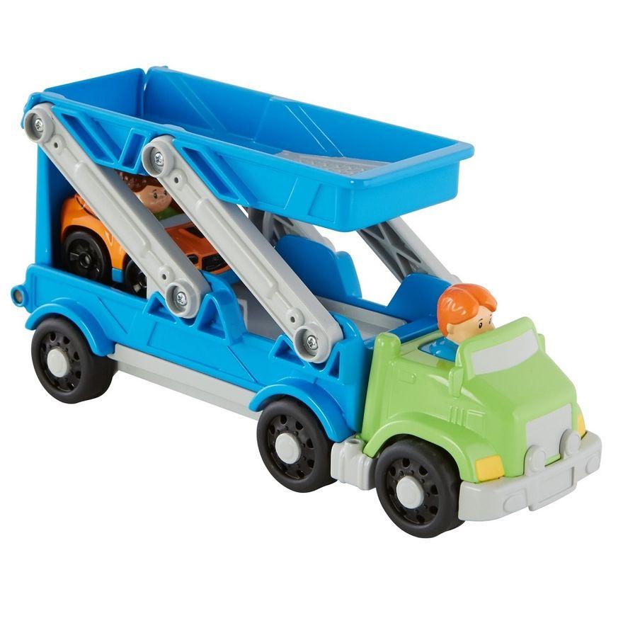 Fisher-Price---Little-People---Caminhao-Transportador-de-Veiculos---Mattel-1
