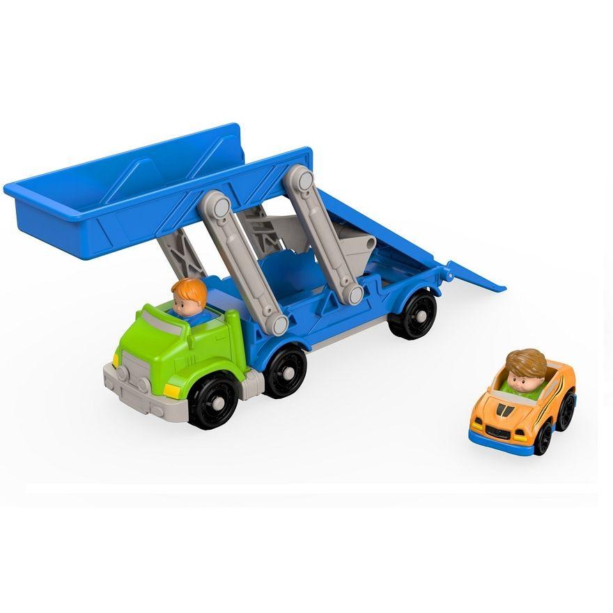 Fisher-Price---Little-People---Caminhao-Transportador-de-Veiculos---Mattel-5