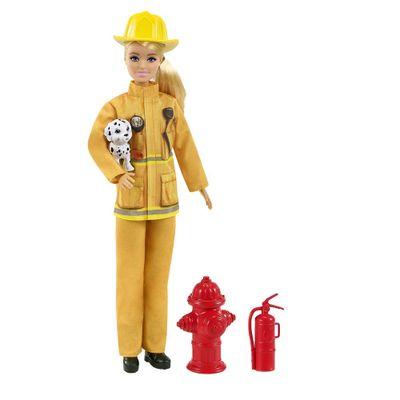 Barbie-Profissoes-Deluxe---Bombeira---Mattel-0