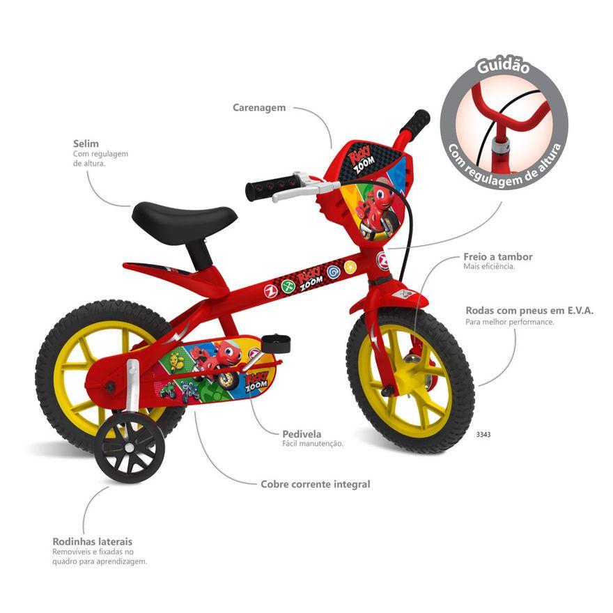 Bicicleta-Aro-12---Ricky-Zoom---Vermelho---BANDEIRANTE-1