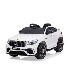 Mini-Veiculo-Eletrico-com-Controle---12V---Mercedes-GLC---Branca---Bandeirante-0