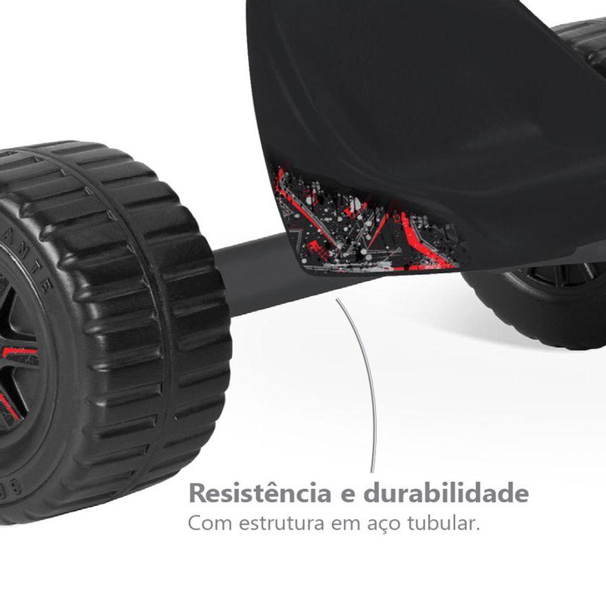 Triciclo-Velotrol-Preto-Bandeirante-234_Detalhe4