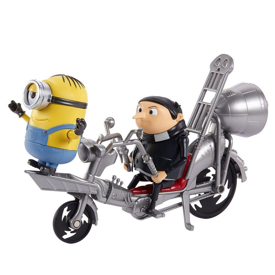 Figuras-e-Mini-Veiculo---Minions---Bicicleta-do-Gru---Mattel-0