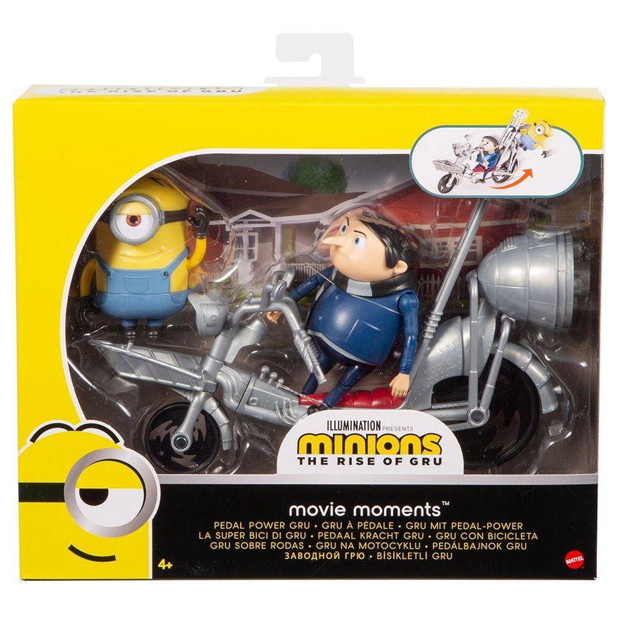 Figuras-e-Mini-Veiculo---Minions---Bicicleta-do-Gru---Mattel-5