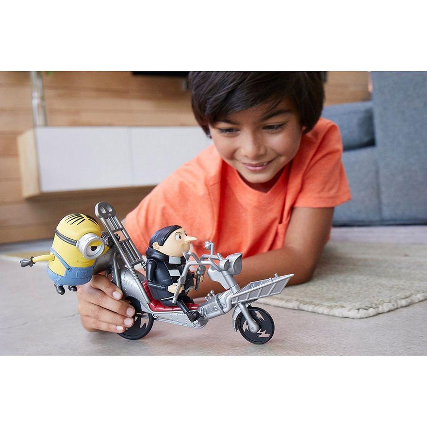 Figuras-e-Mini-Veiculo---Minions---Bicicleta-do-Gru---Mattel-6
