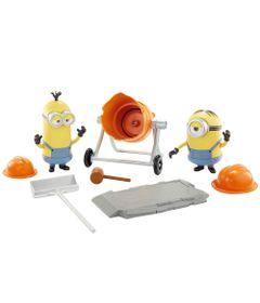 Figura-De-Acao---Conjunto-De-Aventuras---Minions-Misturados---Mattel-0