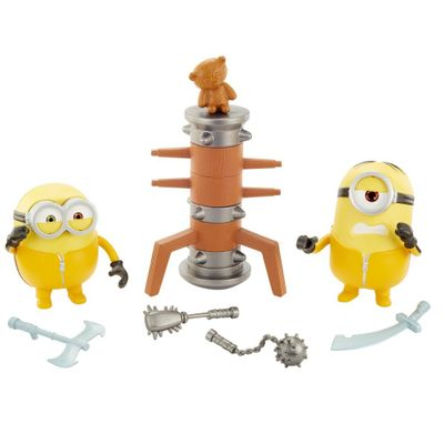 Figura-de-Acao---Conjunto-de-Aventuras---Minions-Artes-Marciais---Mattel-0