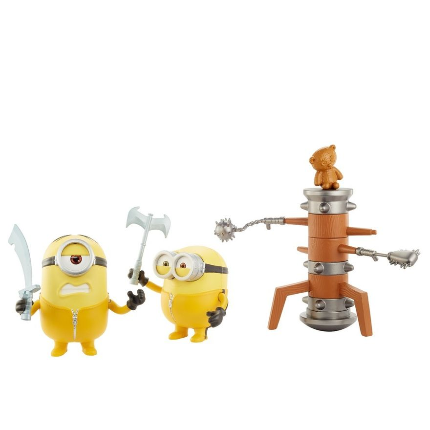 Figura-de-Acao---Conjunto-de-Aventuras---Minions-Artes-Marciais---Mattel-3