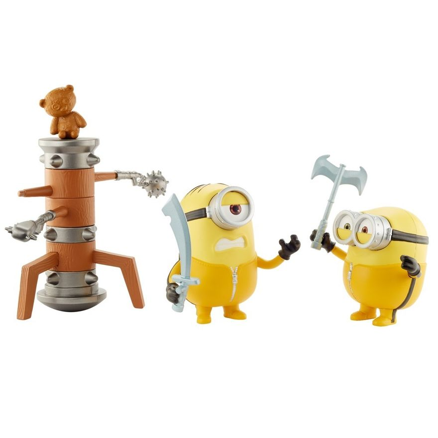 Figura-de-Acao---Conjunto-de-Aventuras---Minions-Artes-Marciais---Mattel-4