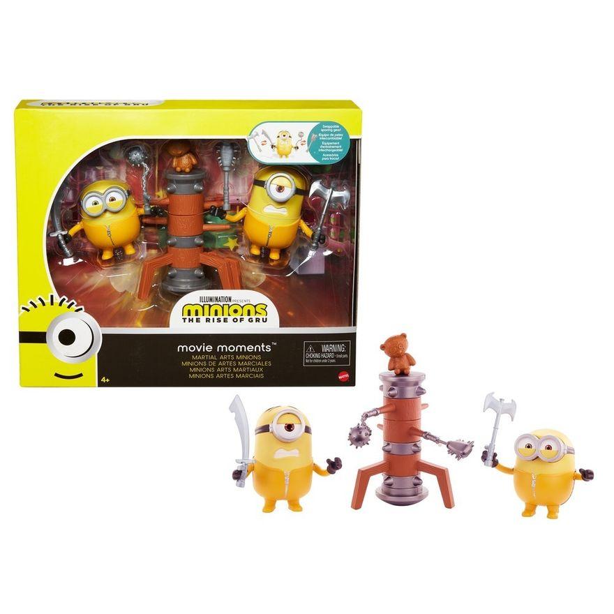 Figura-de-Acao---Conjunto-de-Aventuras---Minions-Artes-Marciais---Mattel-7